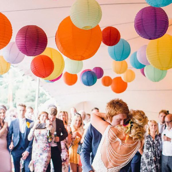 Pops Of Wow 25 Colorful Wedding Ideas Youll Love