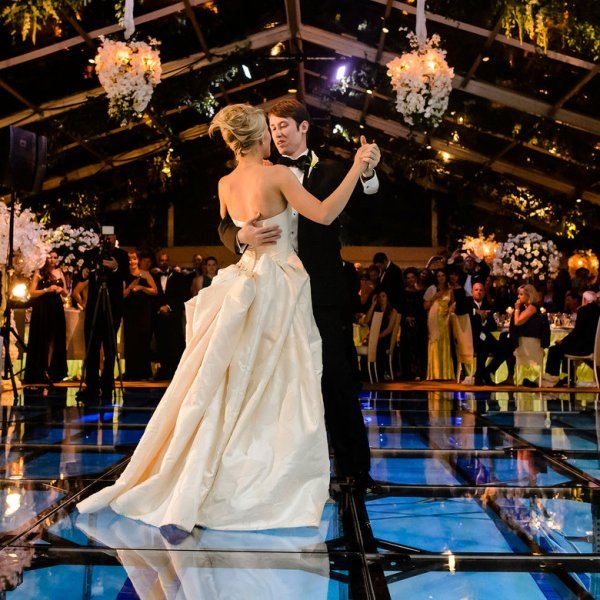 wedding dance floors