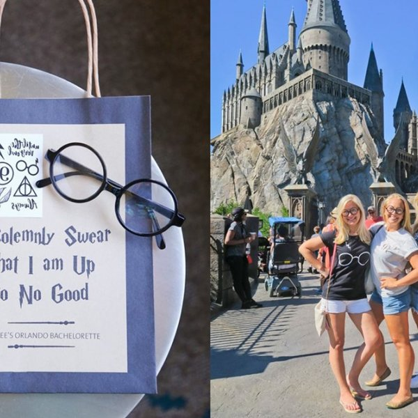 harry potter world bachelorette party