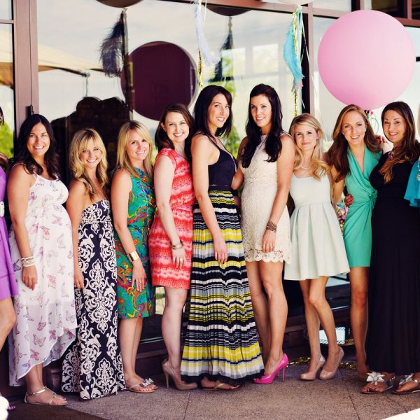 100 Inspiring Bridal Shower Ideas