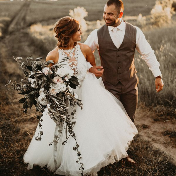 maggie sottero wedding gown