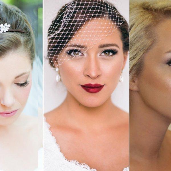 wedding day makeup ideas