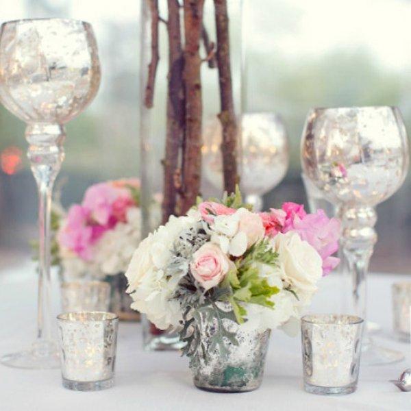 reusable wedding decor