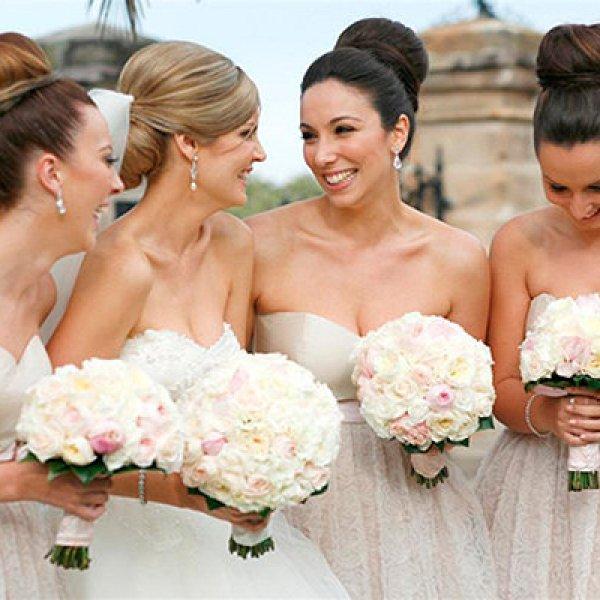 Backyard Wedding Hair Ideas : Wedding day hair styles slideshow long hairstyles