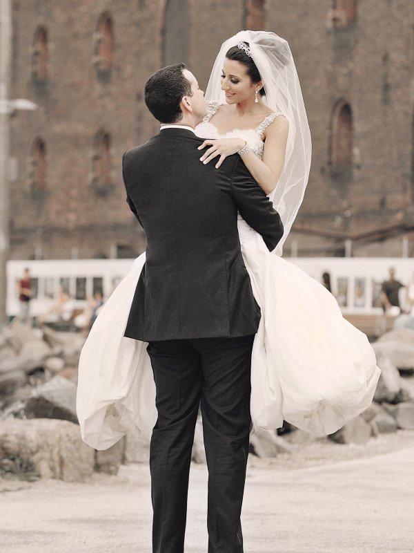 Love in the City: Stefania & Jason in Garfield, NJ