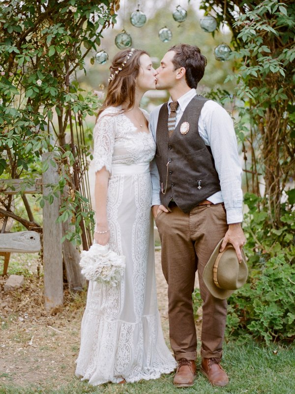 A Rustic Romance: Paige & Geoff in Oxnard, CA