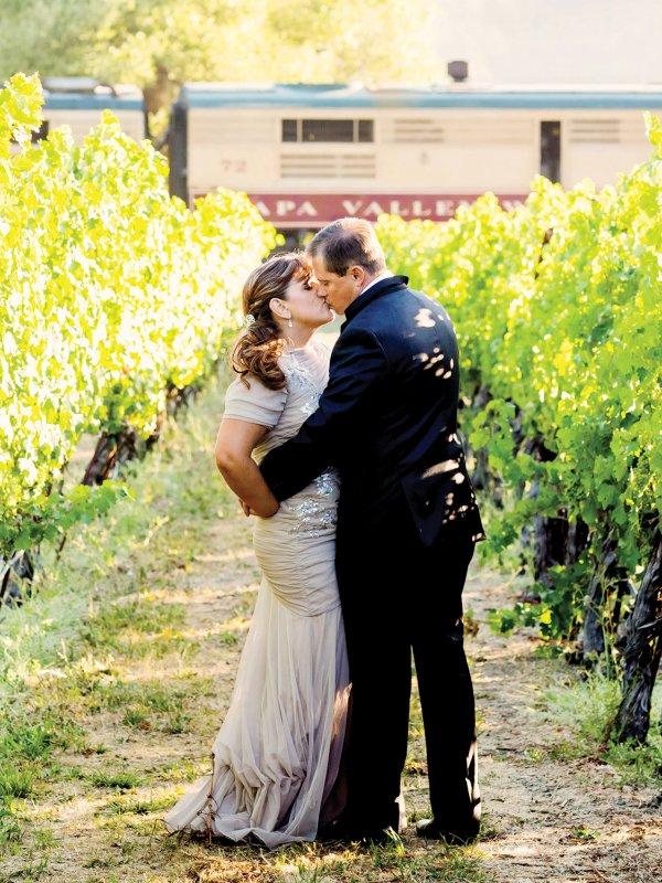 Fine Vines: Sasha & Joel in Yountville, CA
