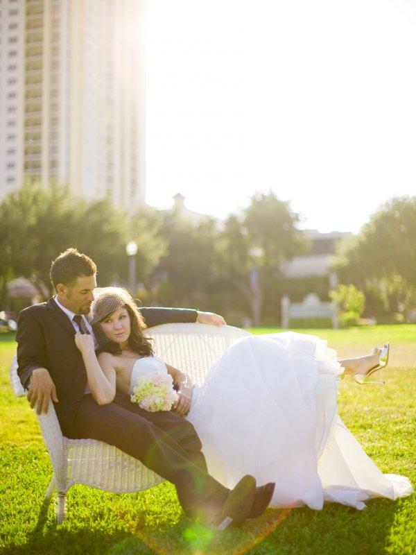 Esther & Jesse in St. Petersburg, FL