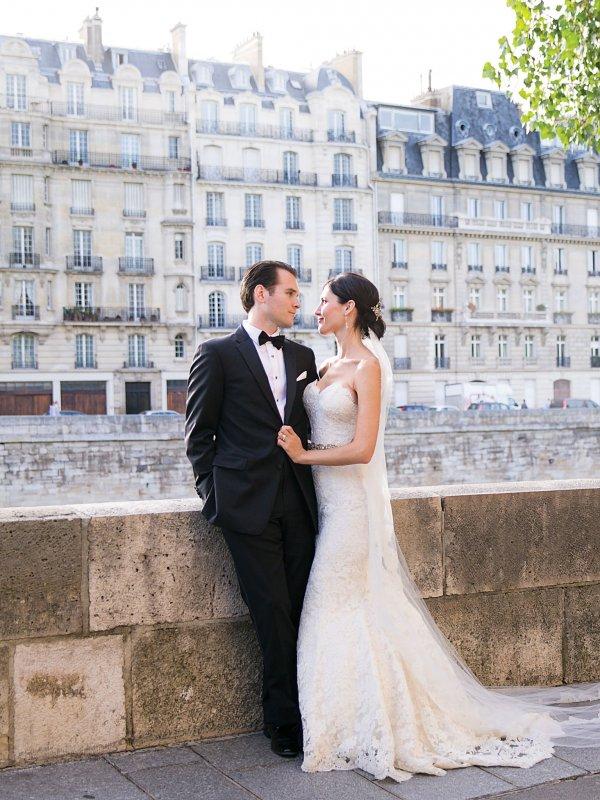A French Fête: Jennie & Treigh in Paris, France