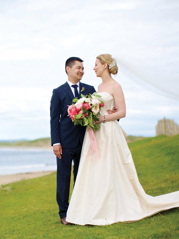 Luck of the Irish: Kaitlin & Steve in Doonbeg, Ireland