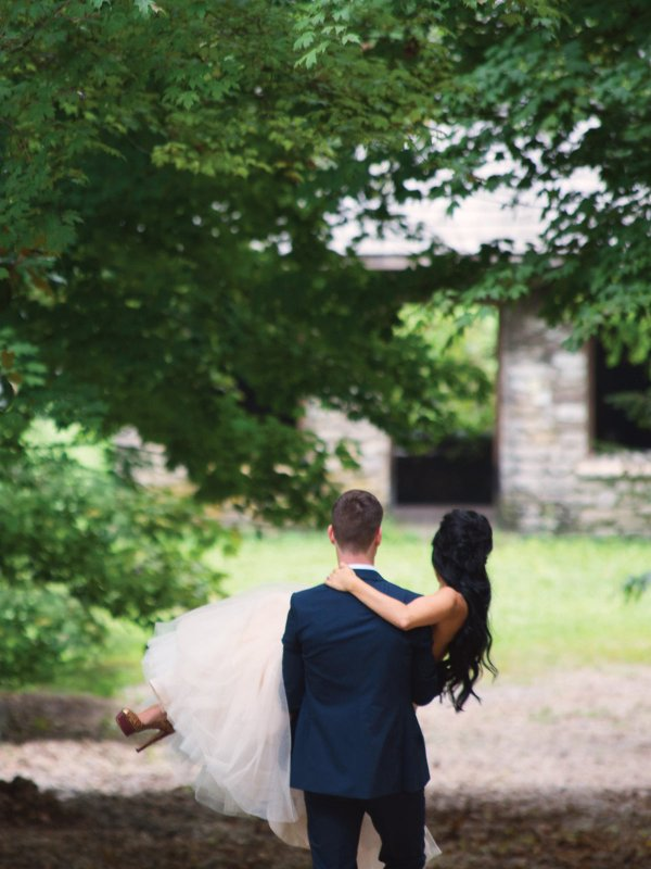 Happily Ever After: Cassi & Chris in Knoxville, TN