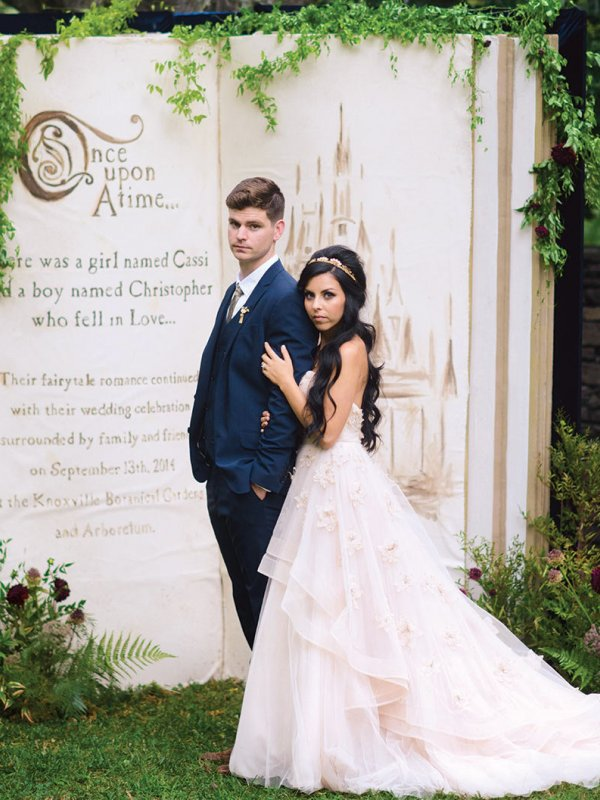 Happily Ever After: Cassie & Chris in Knoxville, TN