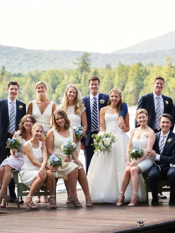 Love on the Lake: Meg & Kyle in Lake Placid, NY