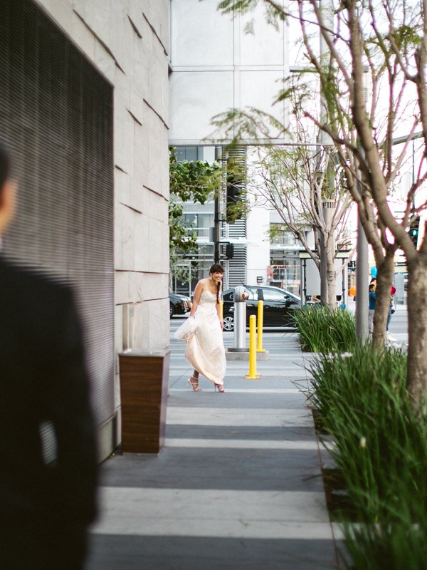 Whimsical Nostalgia: Emily & Brett In Los Angeles, CA