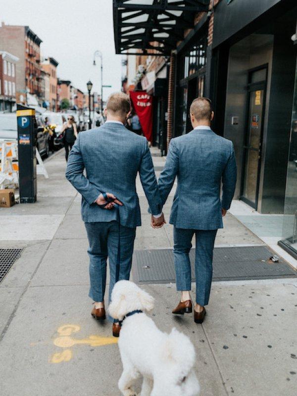 A Brooklyn Bash: Lukus & Sean