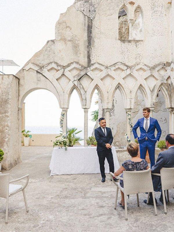 Amalfi Coast Ceremony