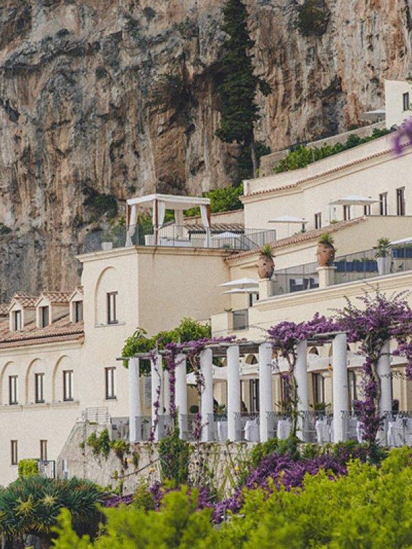 Amalfi Coast Convento Di Amalfi