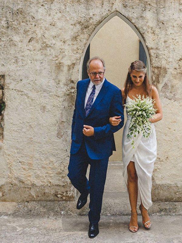 Amalfi Coast Father Of The Bride