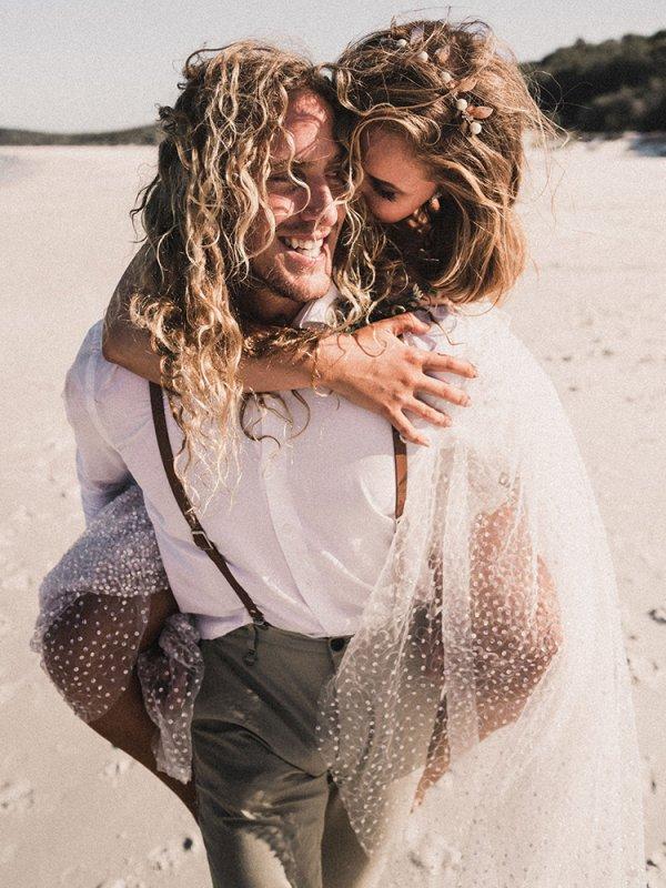 Bohemian Festival: Brooke & Christopher in Tomerong, Australia
