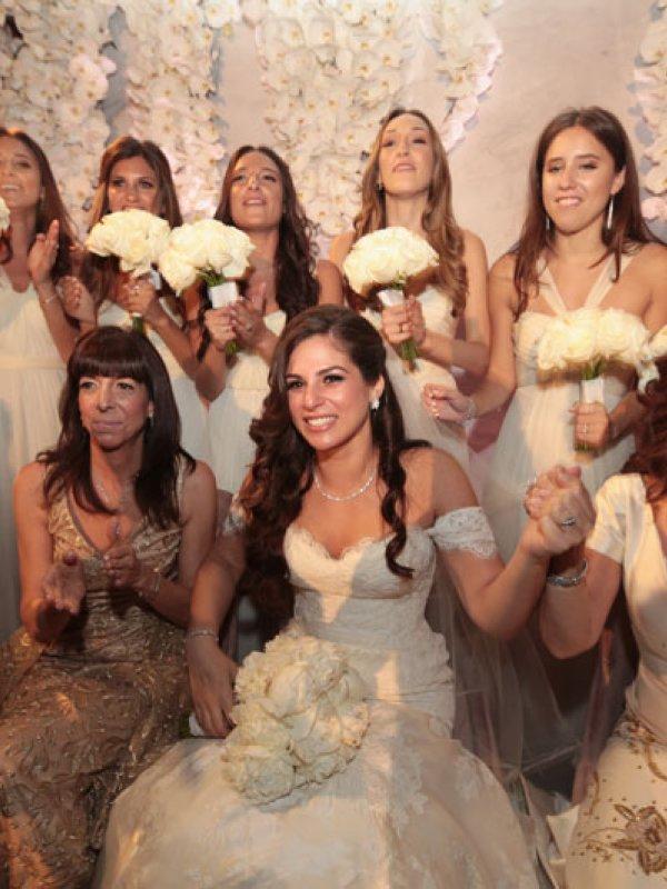 Bridesmaids and Bedeken