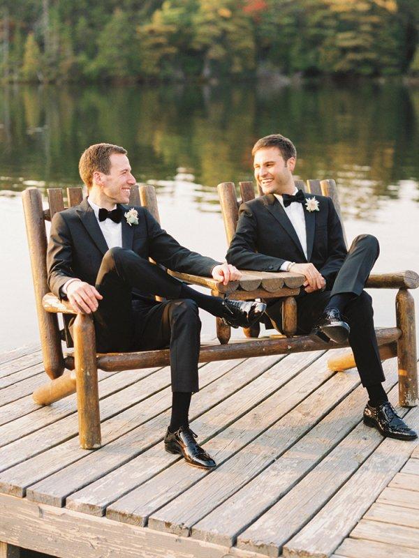 Cabin Fever: Tory & Sean in Lake Placid, NY