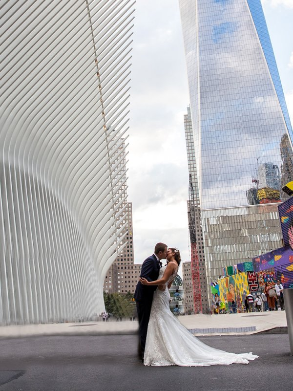 City Slickers: Meaghan & Matt in New York, NY