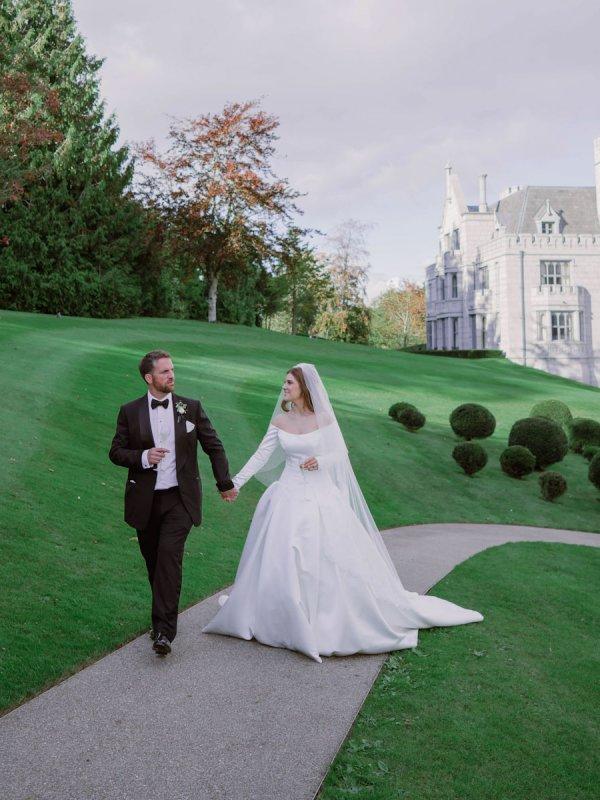 Emerald Isle: Aimee & Shane in Limerick, Ireland
