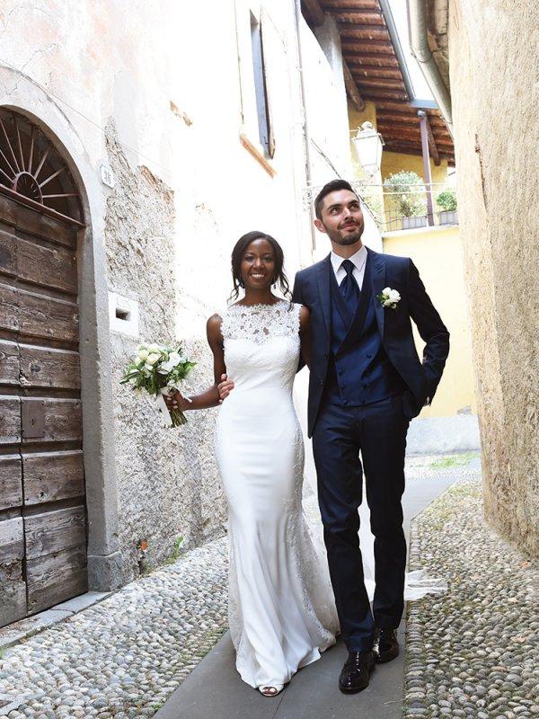 La Dolce Vita: Ashley & Marco in Lake Iseo Region, Italy