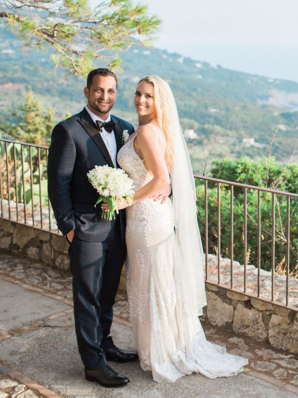 Love Island: Lisa & Chris in Capri, Italy