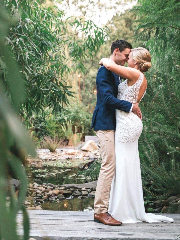 Natural High: Natasha & Simon in Warburton, Australia