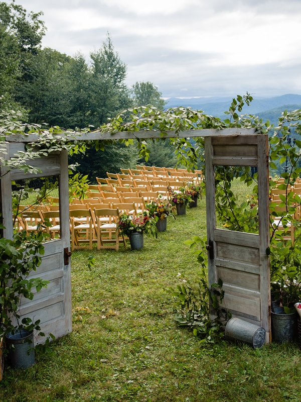Pure Delight: Erika & Jason in Putney, VT