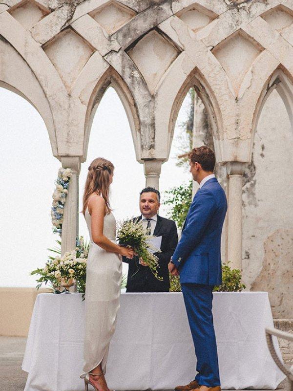 Amalfi Coast Vows
