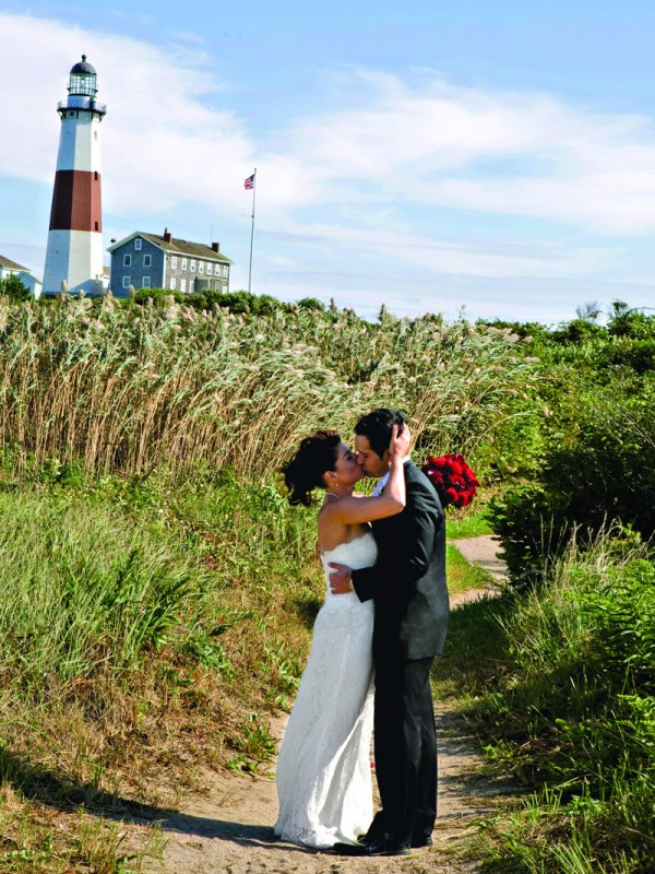 Dune Road: Loree & Gabriel in Montauk, NY