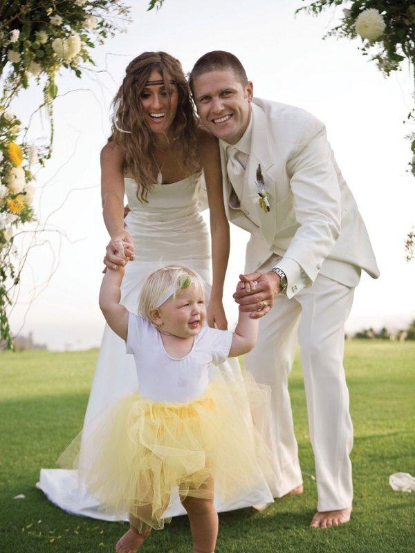 Rock the Wedding: Birdie & Matt in Santa Barbara, CA