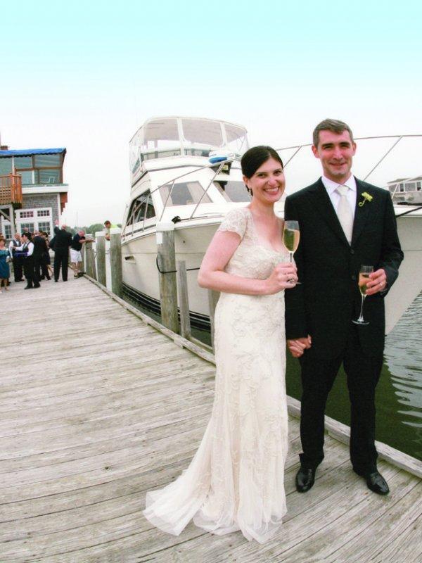 Hola, Cape Cod! Jenna & Iván in Cape Cod, MA