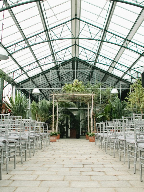 Botanical Dream: Dana & Whitaker in Farmington Hills, MI
