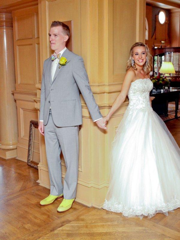 Around the World Disney Wedding: Hilarie & Peter at Walt Disney World, FL
