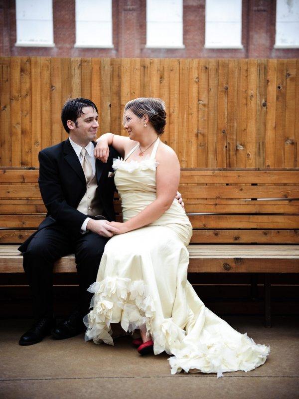 Fall in Love: Nicole & Robert in St. Louis, MO