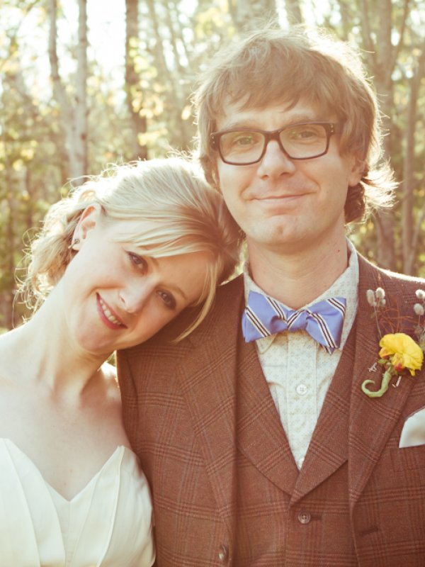 Harry Potter Theme Wedding: Spectra & Sawyer