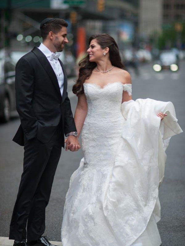 Lavish NYC wedding