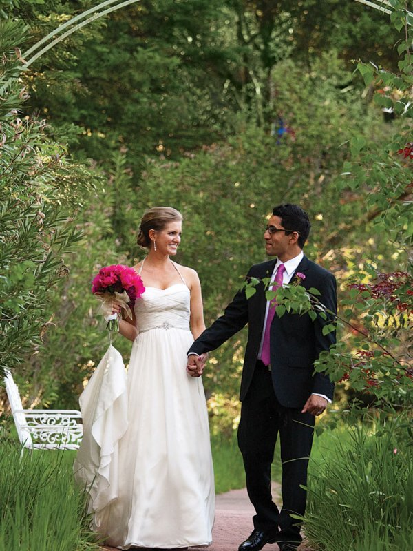 Wine Country Wedding: Rebecca & Anil In Calistoga, CA
