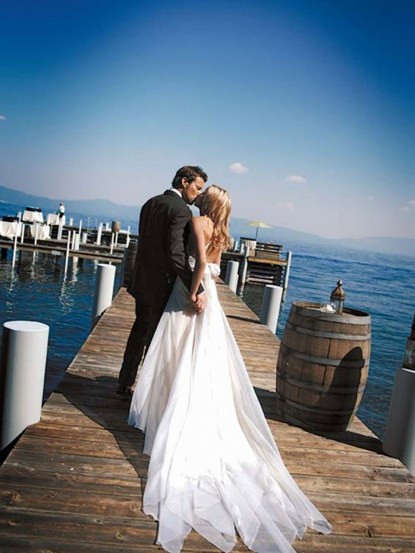 A Trip to Tahoe | BridalGuide