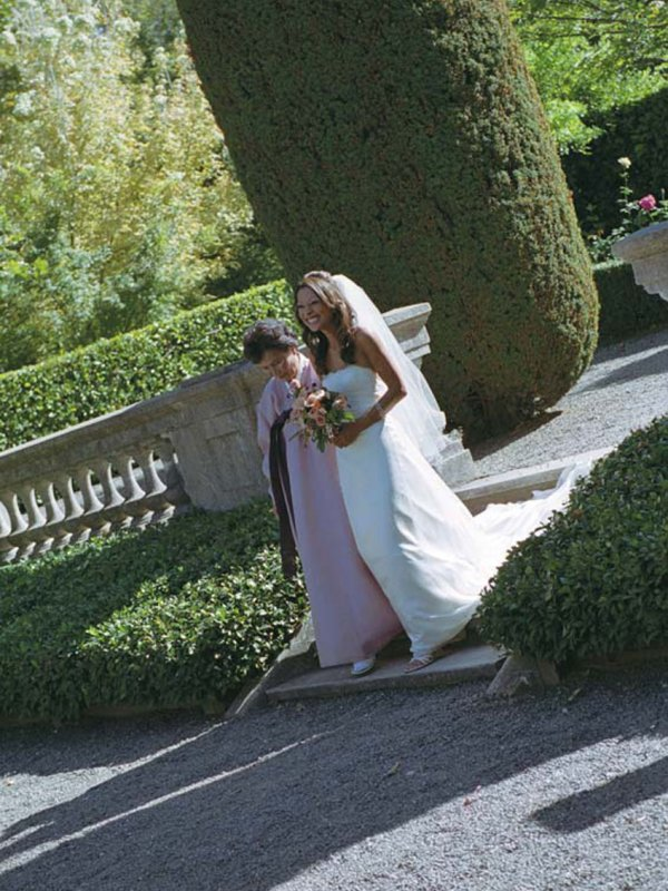 A New Leaf: Jean & Michael In Napa Valley, CA