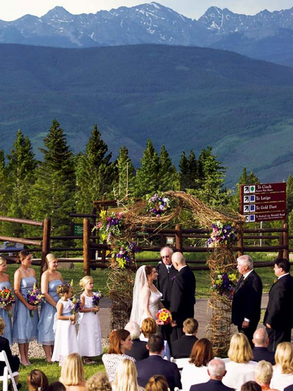 Riding High: Joanna & Michael in Beaver Creek, CO
