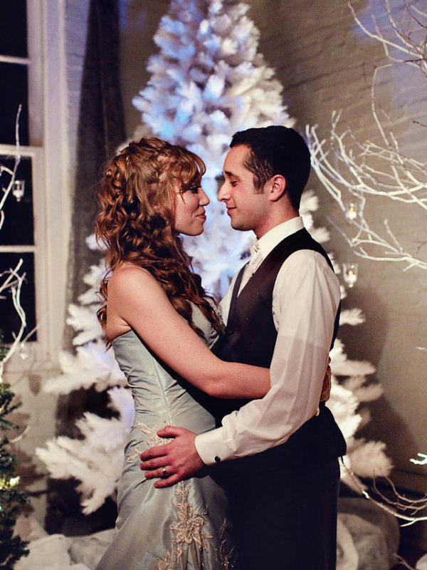 Ring in the New Year: Megan & Matt in Farmington, MO