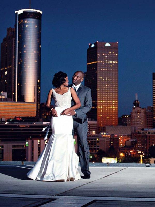 City Lights: Fatimah & Jean in Atlanta, GA