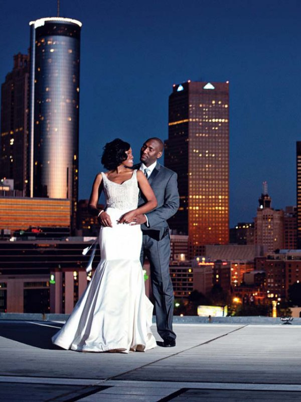City Lights: Fatimah & Jean in Atlanta, GA
