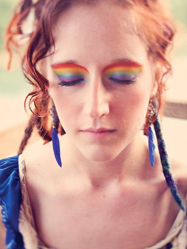 Over The Rainbow: Jenn & Matt In Shreveport, LA