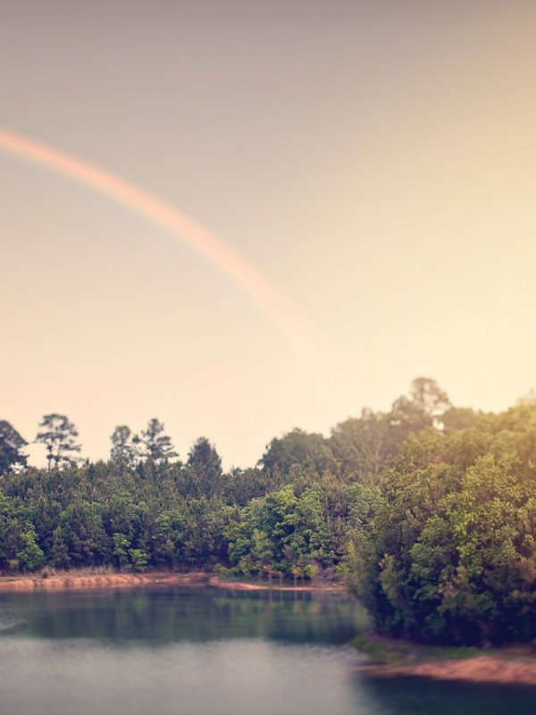 Over The Rainbow: Jenn & Matt In Shreveport, LA