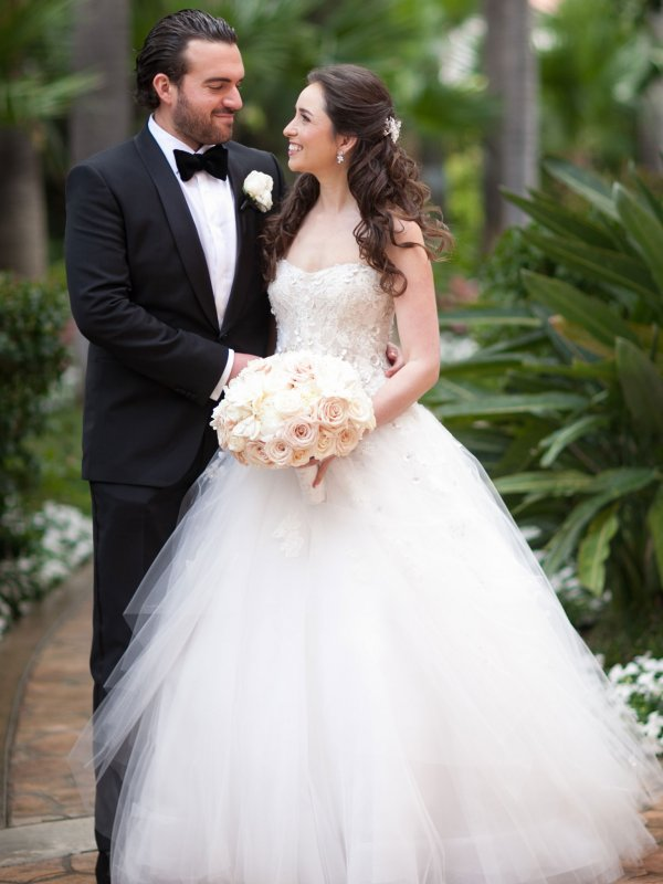Coming Up Roses: Elana & Justin in Beverly Hills, CA